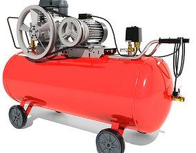 3D model Electric Air Compressor