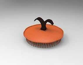 Hair Comb 3D printable model
