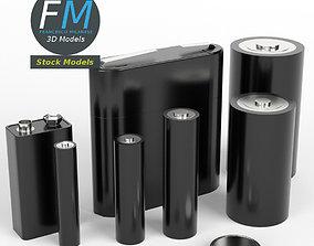 3D Batteries pack