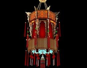 Chinese palace lantenr 3D