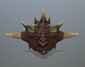 beast monster 3D asset game-ready
