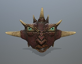 beast monster 3D asset game-ready