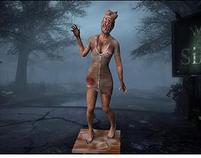 3D print model Silent hill Nurse