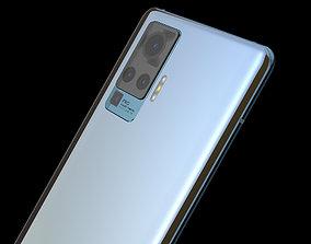 vivo X50 Pro C4D modeling rendering tablet