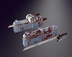attack on titan Three Dimensional Maneuver Gear 3D