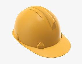 Helmet safety 3D model PBR