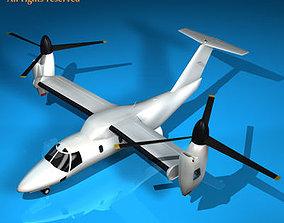 BA609 TiltRotor 3D