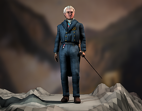 3D asset Ioannis Kapodistrias