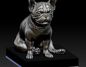 FrenchBulDog 3D Print