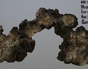 3D asset realtime Rock stone