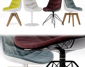 3D Flow Chair set1
