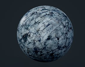3D Marble Seamless PBR Texture 34