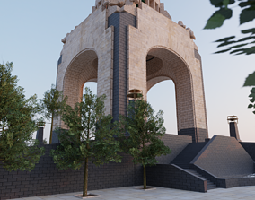 Monument to the Revolution 3D