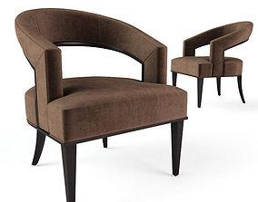 Councill - Palladian Chair 3D