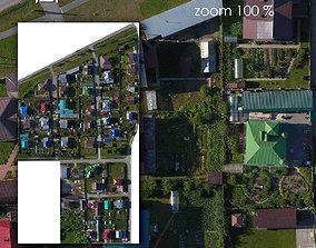 3D model Aerial texture 286