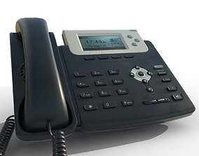3D Office Telephone