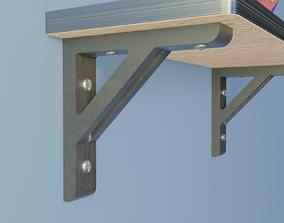 Shelf Bracket 2 3D printable model