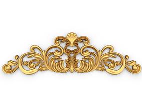 Classic decor ornament 05 3D print model