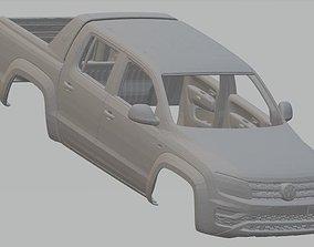 miniz Volkswagen Amarok Printable Body Car