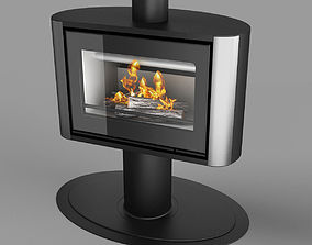 Scan - SCAN 57 Stove 3D model