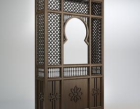 3D model Mashrabiya 2
