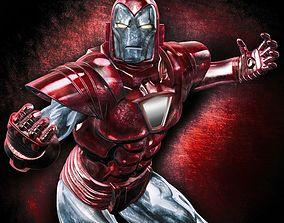 ironman Silver Centurion Iron Man 3D print model
