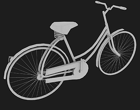 3D asset Lowpoly Cycle