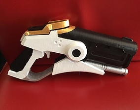 Mercy Gun Overwatch Standard Skin 3D print model
