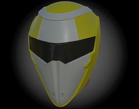 Terror in Resonance helmet 2 3D print model
