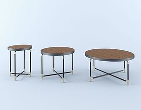 Aston tables Studiopepe 3D model