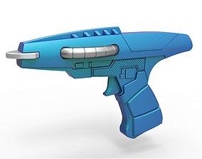 Xindi-Reptilian bio Pistol from Star Trek 3D print model 2