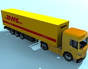 3D Concept Truck 2