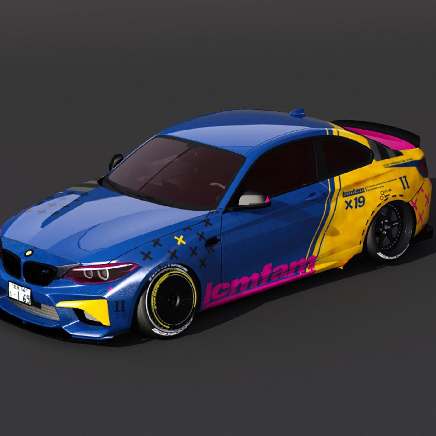BMW M2 LowCarMeet