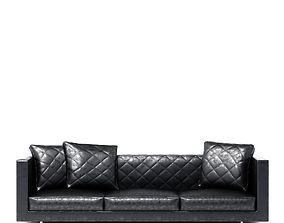 3D model Moooi Boutique sofa