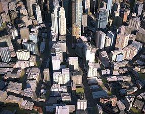 City 21 3D model