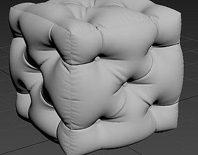 chair puff 3d print