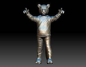 3D printable model Clemson Tigers University in Clemson