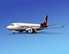 Boeing 737-700ER Cyber Air 3D