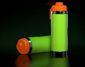 3D asset Drinking Bottle
