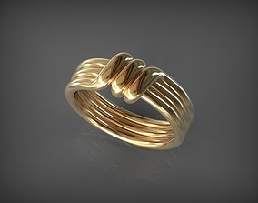 Ring Knot 2 3D printable model