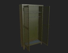 3D asset Equipment Locker