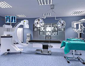 Medical Operating Room 3D model
