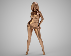 3D print model Grace