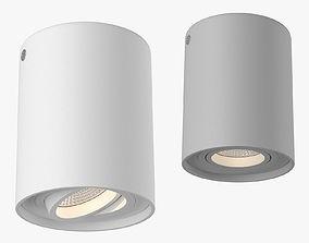 3D model 05201x Binoco Lightstar Spotlight