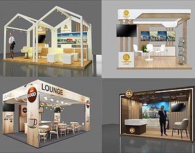3D Booth Exhibition All In