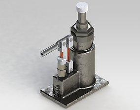 3D Protec 7-37 Hydraulic lifter