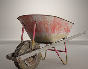 3D Wheelbarrow construction