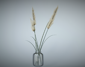 3D model Reed Decoration