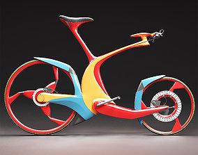 3D SRO Bike bike
