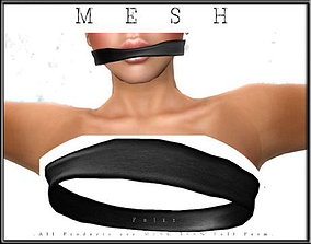 3D asset Feliz Mouth strap